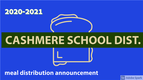 2020-2021 CSD meal distribution